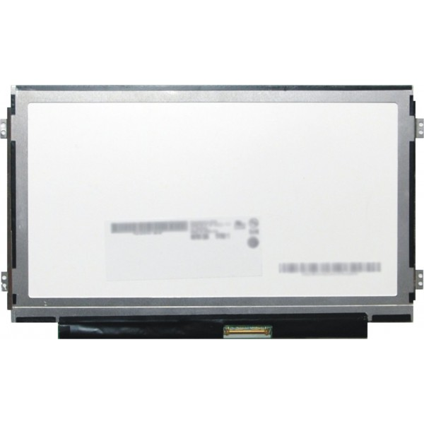 "Screen for the Acer ASPIRE ONE D255E-13813 laptop LCD 10,1"" 40pin WSVGA LED Slim - Glossy"
